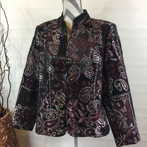 Cold water creek coat size large❤️❤️
